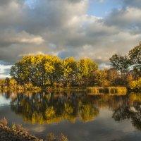 Осень у реки :: Елена Пономарева