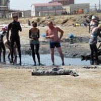Лечебная грязь :: Вера Щукина
