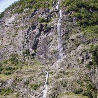 Водопады Согне-фьорда-3 :: Александр Рябчиков