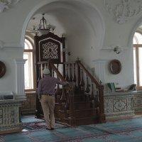 В мечети аль-Марджани :: Елена Павлова (Смолова)