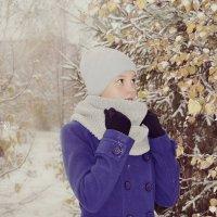 Снежная осень :: Юлия Шишаева