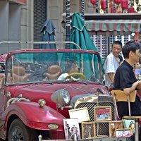 Шанхайский  Арбат :: Виталий Селиванов