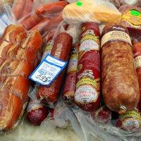 Лучшая рыба-это колбаса!:) :: Андрей Заломленков