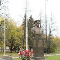 памятник генералу Маргелову :: Ольга Русакова