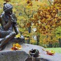 Осенняя грусть....(см. ком) :: Юрий Цыплятников
