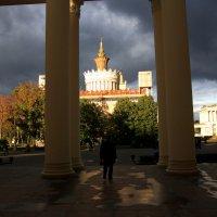 Осенние прогулки 3 :: Евгений Персианов