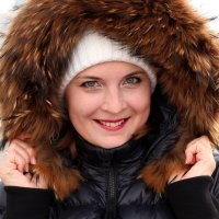 Девушка с Севера! :: Дмитрий Арсеньев