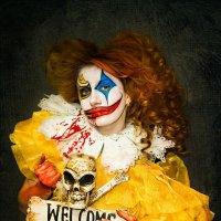 Готовимся к Хэллоуину! :: Олег Обухов