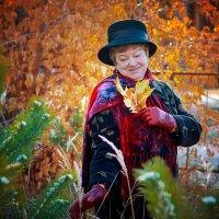 Осеннее настроение. :: Анастасия Колмакова