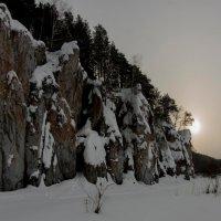 Шайтан камень. :: михаил суворов