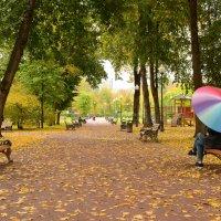 Одинокая осень :: Елизавета