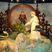 В музее Мадам Тюссо :: Надежда