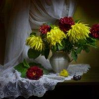 Осень – время мечтать и смотреть разноцветные сны... :: Валентина Колова