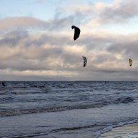 Северодвинск. Белое море. Сегодня штормит (2) :: Владимир Шибинский
