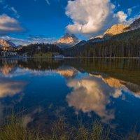 Озеро Мизурина :: михаил