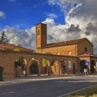 Церковь и приют santa Agata :: M Marikfoto