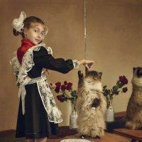 """из серии """" Королевство кривых зеркал"""" :: Юлия"""