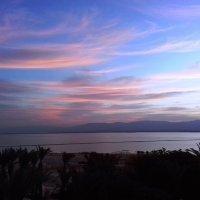 Мертвое море(раннее утро) :: Anna Sokolovsky