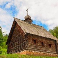 Старая церковь в Плесе :: Сергей Тагиров