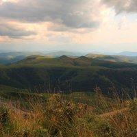Перевал Гум-баши. Гора Близнецы. :: Vladimir 070549