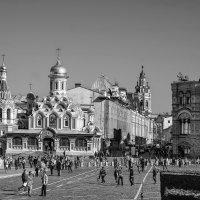 Москва. От кремлевской стены :: Андрей Левин