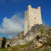 Анакопийская крепость. :: kvstu