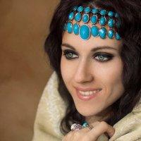 Восточная принцесса :: Анастасия Позднякова