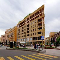 Северный проспект в Ереване :: Денис Кораблёв