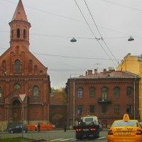 Через Петербург осенним днем..... :: Tatiana Markova