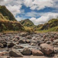 дорога на вулкан :: Надежда Шемякина