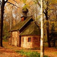 лесная церковь :: Наталья Сазонова