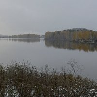 Вид на пруд... :: Дмитрий Петренко