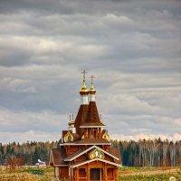 """Церковь в парке """"Патриот"""" :: Владимир"""