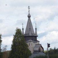 Старая церковь. :: шубнякова