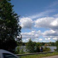 На трассе :: Svetlana Lyaxovich