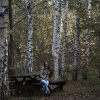 Оля Осень :: Максим Миронов