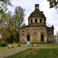 Парк и церковь :: Miola
