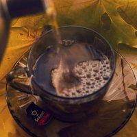 ароматный осенний чай :: Любовь Потравных