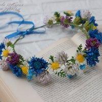 Полевые цветы.... :: МАРИЯ БЫЧКОВА