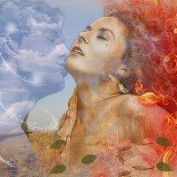 Осень и Ветер :: Michelen