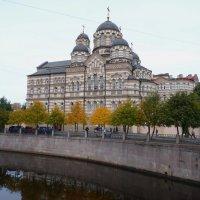 город Санкт-Петербург. ... Иоанновский ставропигиальный женский монастырь :: Galina Leskova