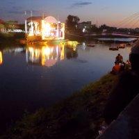Сцена на воде :: Ирина Сивовол