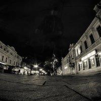 Призрак улицы Почтовой :: Роман Шершнев