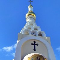 Храм божий-филиал храма знаний :: Александр Стаховский