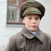 Мальчик из другой эпохи :: Ирина Бруй