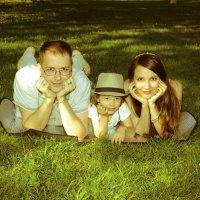 Наша дружная семья :: Александр Сошников