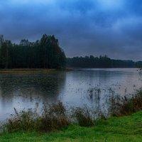 На озере :: Александр Максимов