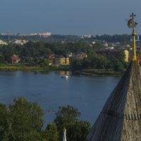 Лето в Ярославле :: Сергей Цветков
