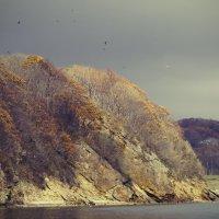 мрачный пейзаж :: Эдуард Куклин