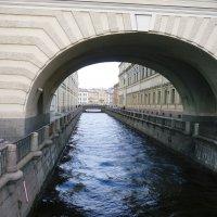 Зимняя канавка :: Ольга Васильева